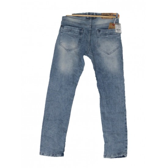 Mens Light Wash Jeans