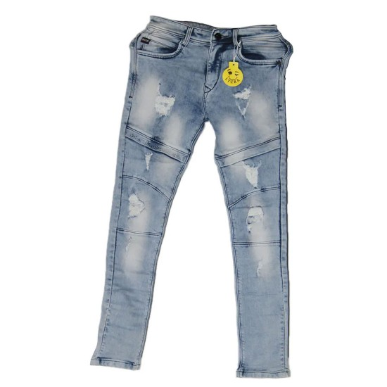 Mens Ripped Jean